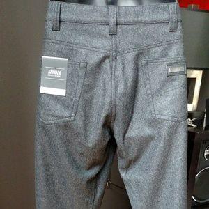 Armani Collezioni Pants - ARMANI Collezioni Wool pants for Men NWT